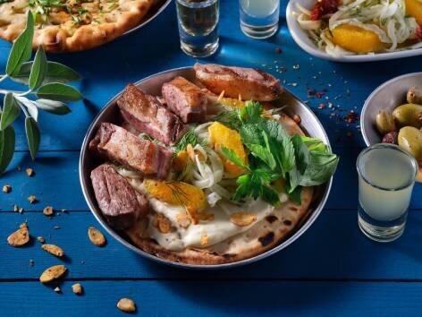 אולה קאלה מסעדות טובות בקיסריה