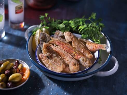 אולה קאלה מסעדת דגים בקיסריה