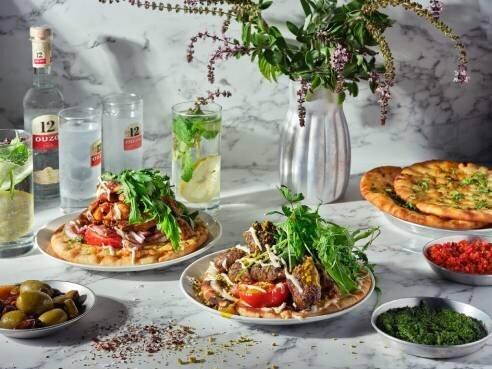 אולה קאלה מסעדות באזור קיסריה